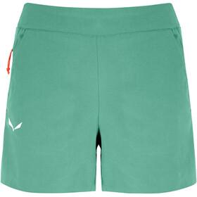 SALEWA Lavaredo Durastretch Shorts Women, zielony